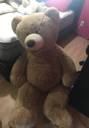 Big teddy bear for Sale in Homeland, CA