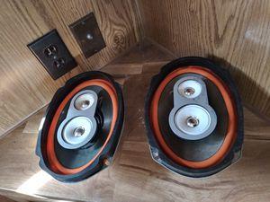 Sparkomatic SK693 Car Speakers 6x9 160 watt 3 Way for Sale in Buffalo, NY