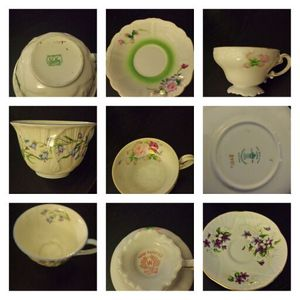 Exquisite Antique Fine China for Sale in Lakewood, CO