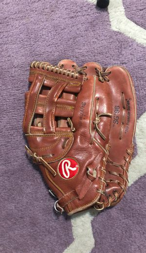 Rawlings sg96 baseball/softball glove made in japan for Sale in Ontario, CA