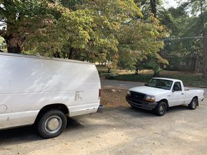 Ford E350 2002 and 1999 ford Ranger for Sale in Stone Mountain, GA
