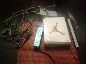 Wii system for sale also comic books cards DVDs and other household items she might offer some more info also looking for trades for Sale in Tampa, FL