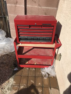 Task force tool box and cart for Sale in Buckeye, AZ