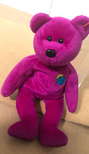 rare beanie babie millennium for Sale in Lake Elsinore, CA