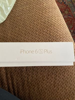 iPhone 6s Plus for Sale in Yorba Linda, CA