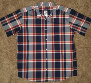 Patagonia men's button-down plaid shirt/ Size Xl for Sale in College Park, GA