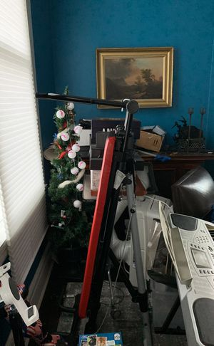 Ultimate Bodyworks home gym equipment for Sale in Clarksboro, NJ