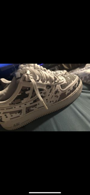 Air Force one low digi camo for Sale in Fairview, OR