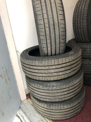Beautiful set of 19 inch tires for Sale in Rochester, NY