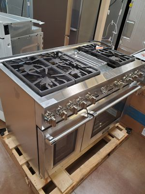 Thermador 6 Burner with Griddle Pro Range NG for Sale in Corona, CA
