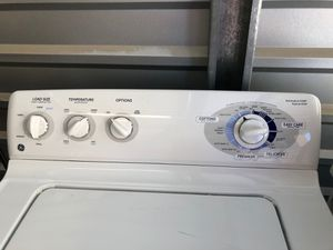 Washer and Dryer set Big loaders for Sale in Oakley, CA