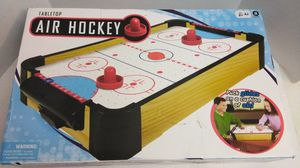 Table top air hockey for Sale in Palmdale, CA