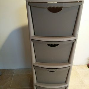 plastic drawer for Sale in Clinton, MD