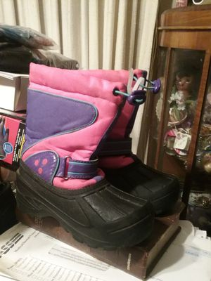 Snow boots, kids 13 for Sale in San Jose, CA