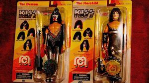 Mego KISS Gene & Paul action figures for Sale in Chicago, IL