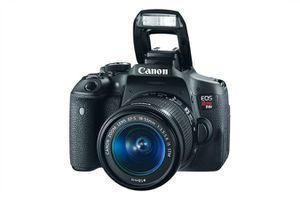 Canon EOS Rebel T6i Digital SLR with EF-S 18-55mm IS STM Lens - Wi-Fi Enabled for Sale in Newport Beach, CA