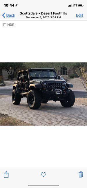 Jeep jk manual transmission for Sale in Phoenix, AZ