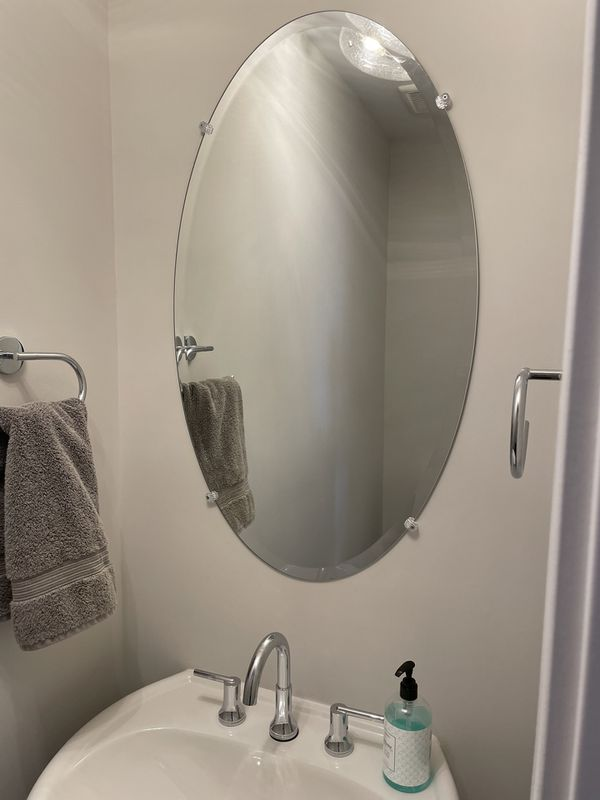 All items from a Powder Room; Sold Together Or Separately