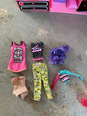 Barbie Doll clothes for Sale in El Monte, CA