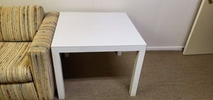White Formoca Table for Sale in Owings Mills, MD