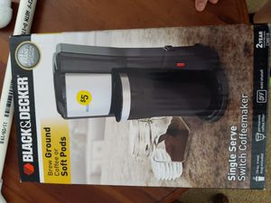New Single cup coffee maker for Sale in Chandler, AZ