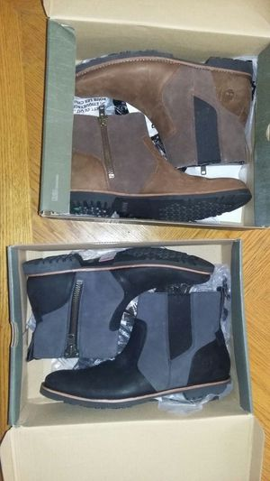 NEW TIMBERLAND MEN'S BOOTS SIZE 10-11 $100 each for Sale in South Salt Lake, UT