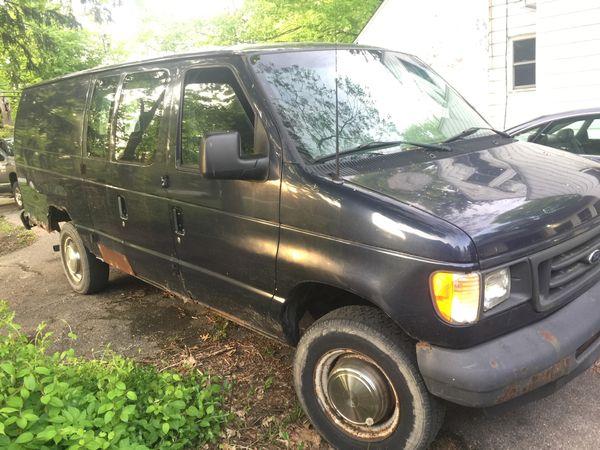 2003 E250 Extended Van