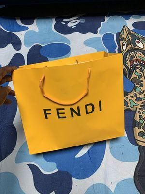 Fendi Mon Tresor Bucket Bag for Sale in Federal Way, WA