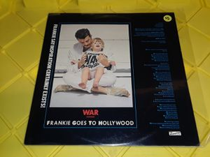 Frankie Goes to Hollywood - War Two Tribes vinyl record album single for Sale in Downey, CA