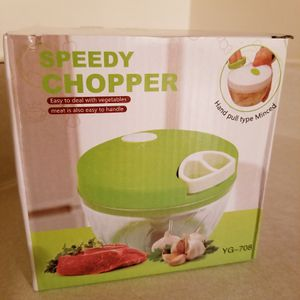 Compact/Powerful Hand Held Food Chopper for Sale in New Albany, OH