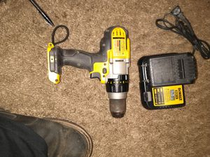 Dcd791 drill with battery and charger for Sale in Seattle, WA