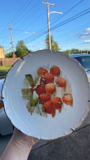 Bavaria Schumann Arzberg Germany decorative plates for Sale in Philadelphia, PA