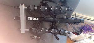 Thule 4 holding Bike Rack for Sale in Westfield, NJ