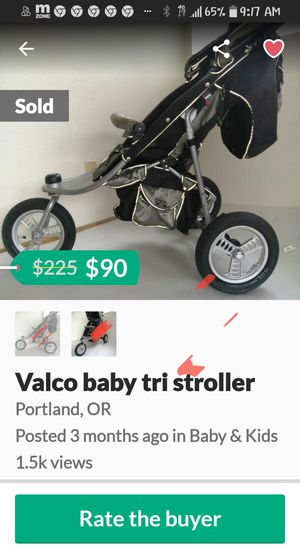 Valco baby tri stroller for Sale in Portland, OR