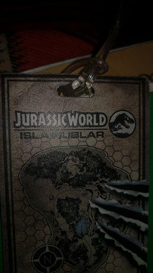 Jurassic world id pass for Sale in Kent, WA