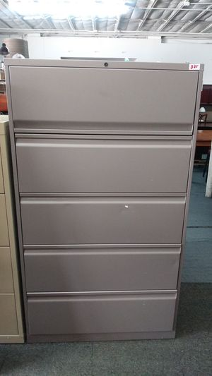 $100 Used office file cabinet for Sale in Houston, TX