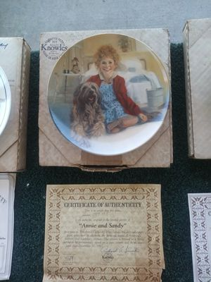 Collectors plates for Sale in Lake Wales, FL