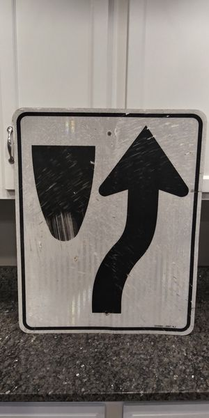 traffic sign 30 x 23 for Sale in Gaithersburg, MD