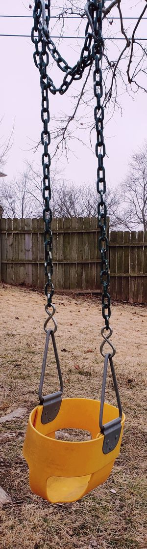 Child bucket swing for Sale in Kansas City, MO