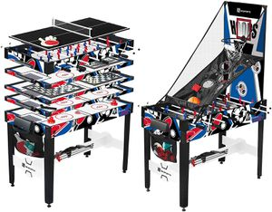"48"" Multi Game Combination Table Set for Kids and Adults for Sale in Henderson, NV"