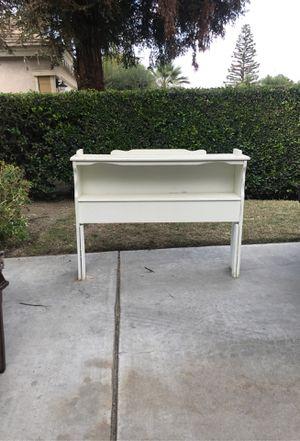 Single bed head board for Sale in Bakersfield, CA