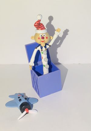 The Island of Misfit Toys - Charlie in the Box for Sale in Miami, FL