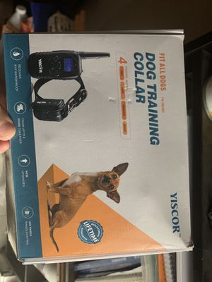 dog training collar for Sale in Chicago, IL