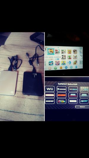 Games for your Nintendo Wii U & Wii for Sale in Las Vegas, NV