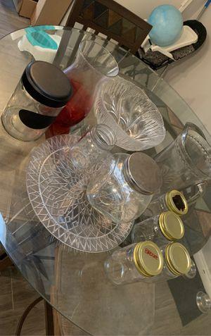 Assorted kitchen stuff / mason jars for Sale in Anaheim, CA