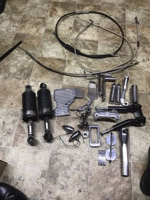 Harley Davidson parts motorcycle for Sale in Anaheim, CA