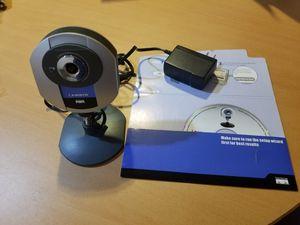 Linksys Wireless-G internet Video Camera for Sale in Morristown, NJ