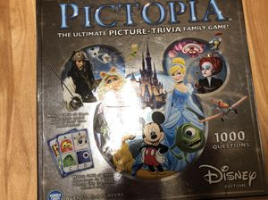 Pictopia Disney - Picture Trivia Board Game for Sale in Boise, ID