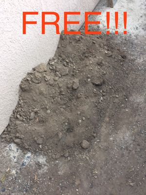 FREE DIRT!! for Sale in Fresno, CA