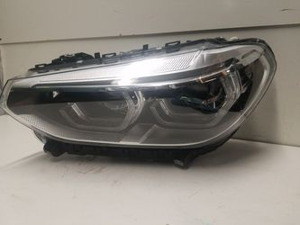 Bmw X3 left headlight 2018-2020 for Sale in South Gate,  CA